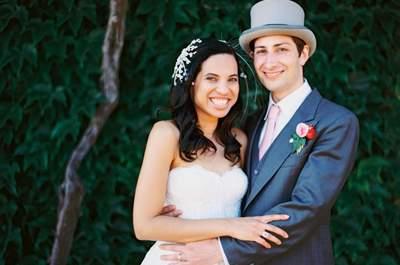 Natasha + Jules : un mariage grandiose aux couleurs des vignes bordelaises