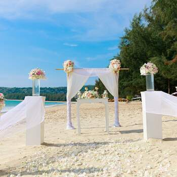 Phuket Wedding Service