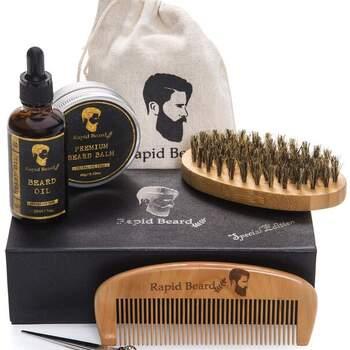 Kit cuidado de la barba $1,370