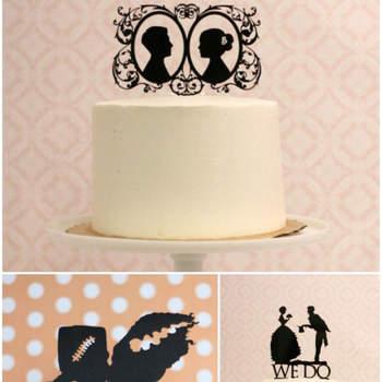 Créditos: Silhouette Weddings