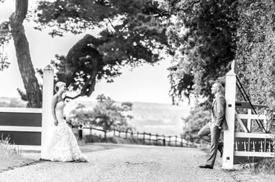 Real Wedding de Michaela et Jon par Awardweddings