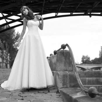 Romantique et féminin. Source : Stéphanie Allin