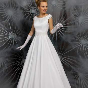 Robe de mariée Oksana Mukha 2013, modèle Meandra