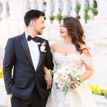 Foto: Portugal Wedding Photography via CRACHÁ - Wedding Agency