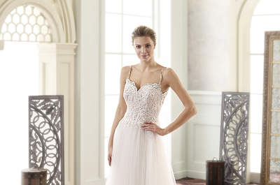 Brautmode von Modeca 2017: Glänzen Sie in einem der schönsten Hochzeitskleider