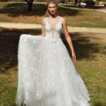 Vestido G-204 | GALA Collection No. 7. Credits: Galia Lahav