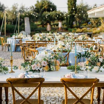 Créditos: The Wedding Wonderland   Wedding planner