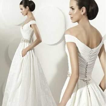As noivas românticas vão se encantar com esta coleção de vestidos de Franc Sarabia. Veja os lindos modelos que, com certeza, irão te inspirar!
