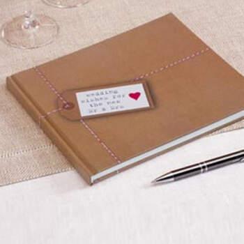 Libro de Firmas ¡Tienes Correo!- Compra en The Wedding Shop