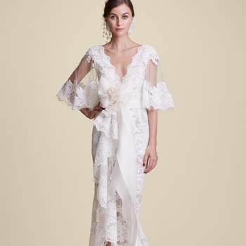 cd98214179 Robes de mariée transparentes : misez sur l'effet tatouage pour ...