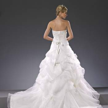 Robe de mariée Christine Couture 2013 - modèle Barbara