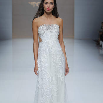Marco Maria. Credits_ Barcelona Bridal Fashion Week