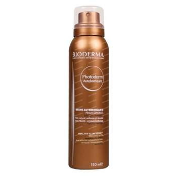 Vaporizador para broncear la piel rápidamente, a una distancia de 20 cm. Especial para pieles sensibles.
