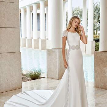 Créditos: Rosa Clará 2020 | Modelo do vestido: Sancho