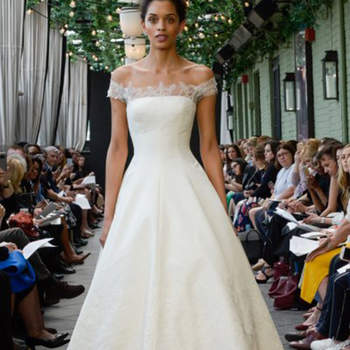 Amsale. Credits: New York Bridal Week