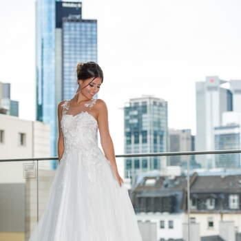Brautkleid der Marke Semiha Bähr. ID: 328141