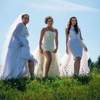 Foto; LaiTa GmbH Braut- und Festmode