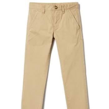 Pantalones chinos de algodón. Credits: Benetton