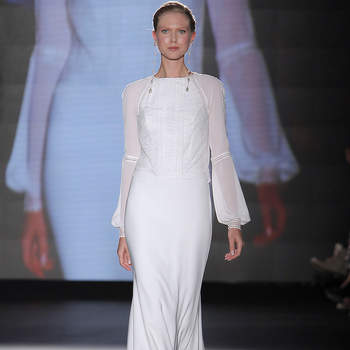 Rosa Clará. Credits_ Barcelona Bridal Fashion Week(4)