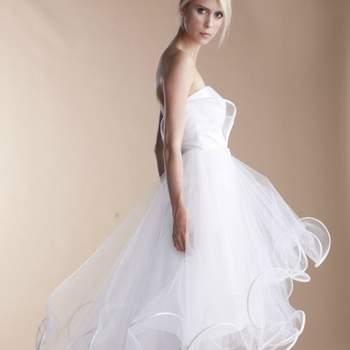 Robe de mariée Suzanne Ermann 2013, modèle Niponne - Photo : Suzanne Ermann