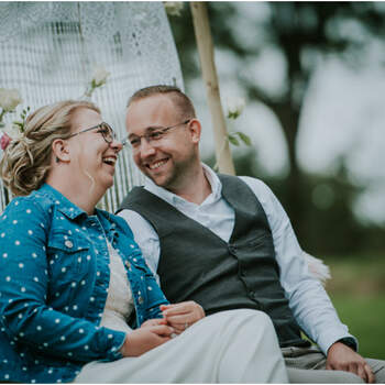 De buiten bruiloft Real Wedding van Henk-Jan en Nicky in Friesland!   Foto: Nickie Fotografie