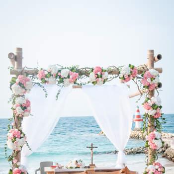 Credits: Valeria Quintero - Ceremonia en la playa