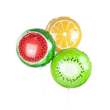 Foto: Globos fruta