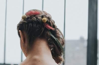 Coiffures de mariage à tresses : les plus jolies inspirations
