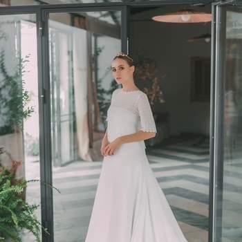 Vestido Helena. Foto: Alejandra Godia