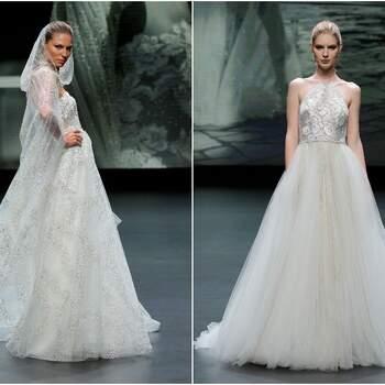 Valentini 2021 | Valmont Barcelona Bridal Fashion Week