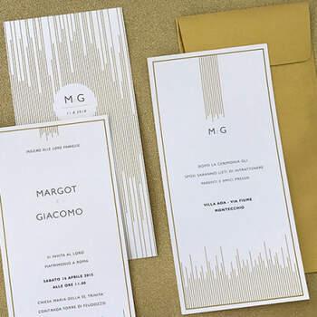 Invitaciones de Oro- Compra en The Wedding Shop