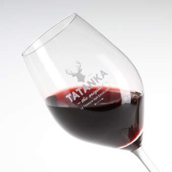 Personalisiertes Weinglass - myglass.de