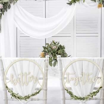 Décorations Better Together - Achetez sur The Wedding Shop !