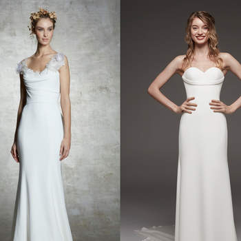 Créditos: Marchesa e Pronovias