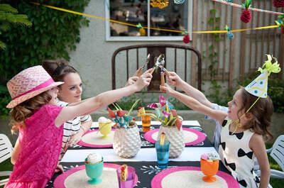 6 razones por las que sí deberías invitar niños a tu boda