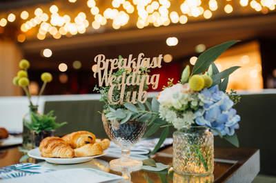 Deuxième édition du Breakfast wedding club sous la coupole du Printemps Haussmann !