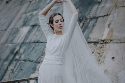 Vestidos de novia para mujeres con mucho pecho. ¡Los 40 diseños que querrás para ti!