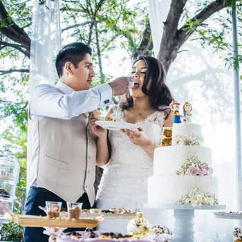 Wedding planner/creator: Valessa Sahashi | Photographer: Sergio Echazu