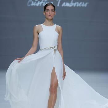 Cristina Tamborero. Crédito: Barcelona Bridal Fashion Week