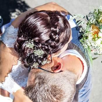 Photo : Vivie Photography - Anaïs Décoratrice Florale Événementielle