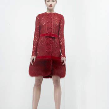 A colecção Zuhair Murad Ready-to-Wear Out/Inv 2012-13 aponta as principais tendências da estação e traz-nos boas ideias tanto para convidadas como para noivas.
