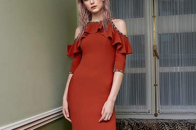 Платья в пол: элегантность и роскошь