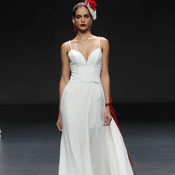 Cymbeline 2021 | Crédits: Valmont Barcelona Bridal Fashion Week 2020