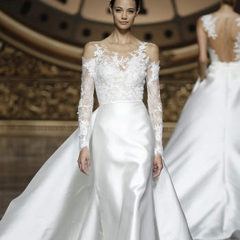 Фото: Barcelona Bridal Week
