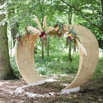 Декор свадебной церемонии: самые оригинальные идеи