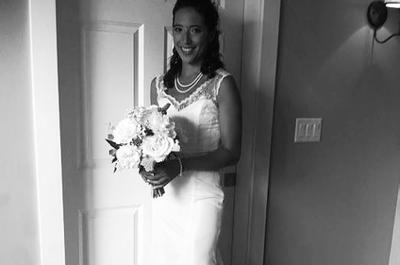 Tessa Delpech, créatrice de robes de mariée rétro et poétiques
