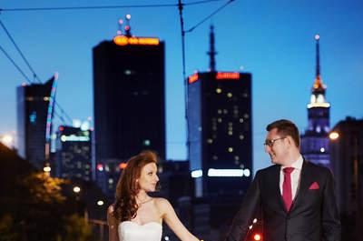 Piękne polsko-angielskie wesele Ady i Johna. Zapraszamy!