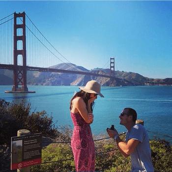 Credits : Instagram @bridebookproposals