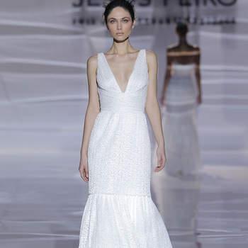 Créditos: Jesús Peiró, Barcelona Bridal Fashion Week