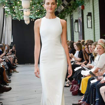Créditos: Amsale | New York Bridal Week